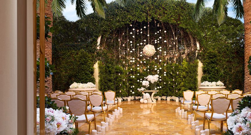 The Wedding Salons at Wynn Las Vegas - Venue - Las Vegas. NV - WeddingWire