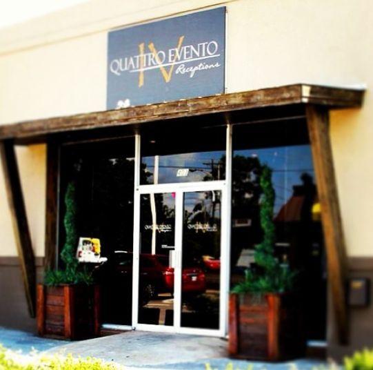 Quattro Evento Receptions  Venue  Nashville TN