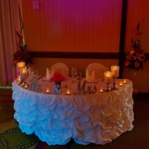 Barefoot Wedding Receptions