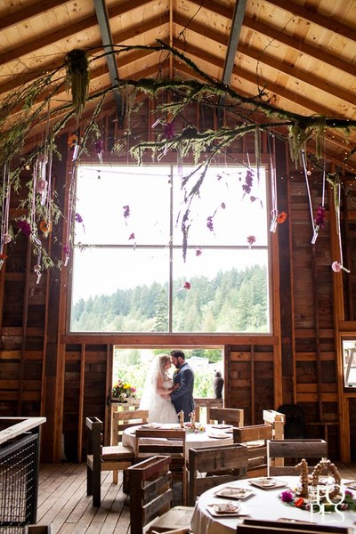 The Red Barn Farm  Redmond WA Wedding Venue