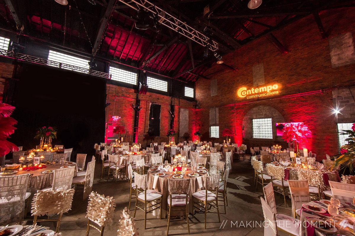 Tenk West Bank Venue Cleveland Oh Weddingwire