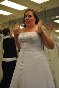 Wedding dress FAILS!!! who is brave enough | Weddings, Fun ...