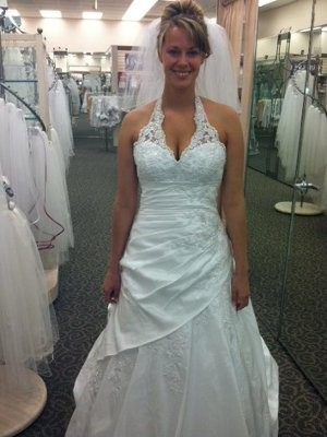Hair Styles For Halter Dress? Please Help!! Weddings Etiquette