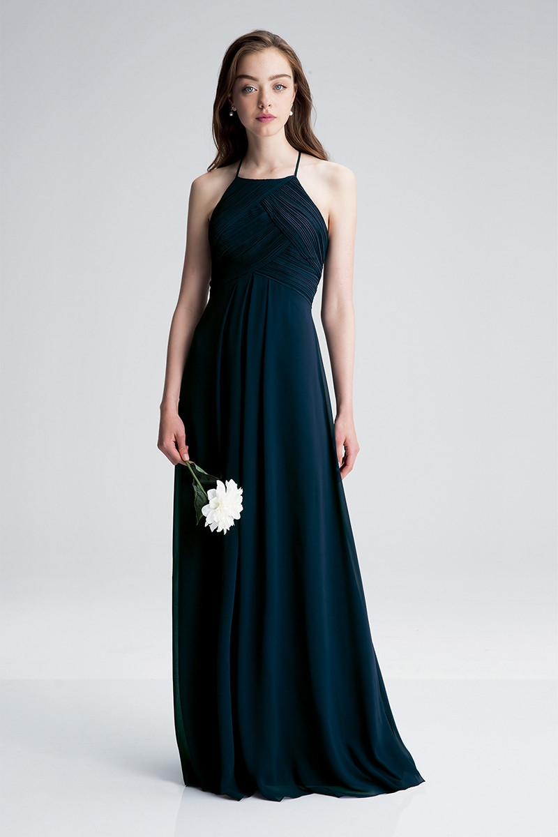 7001 Empire Waist Bridesmaid Dress By Bill Levkoff