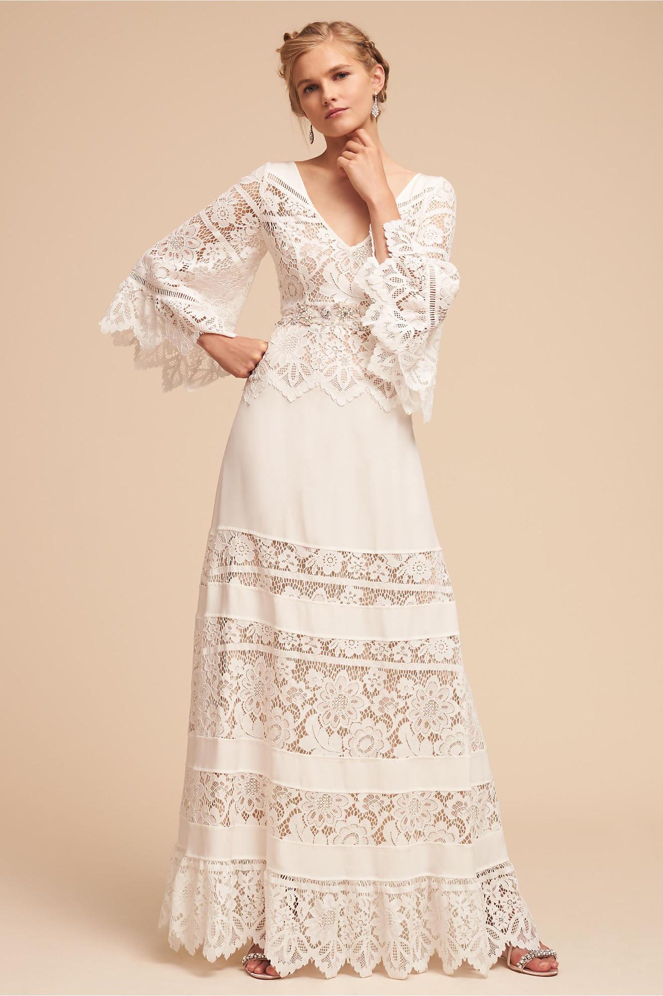 BHLDN Wedding Dresses, BHLDN Photos