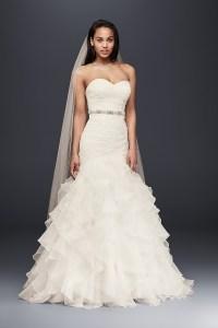 Ruffles Wedding Dress Photos, Ruffles Wedding Dress ...