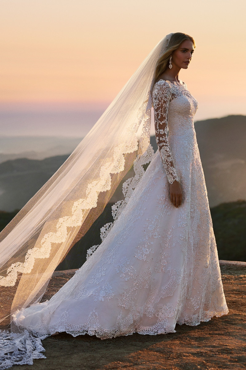 Oleg Cassini at Davids Bridal Wedding Dresses Oleg Cassini at Davids Bridal Photos