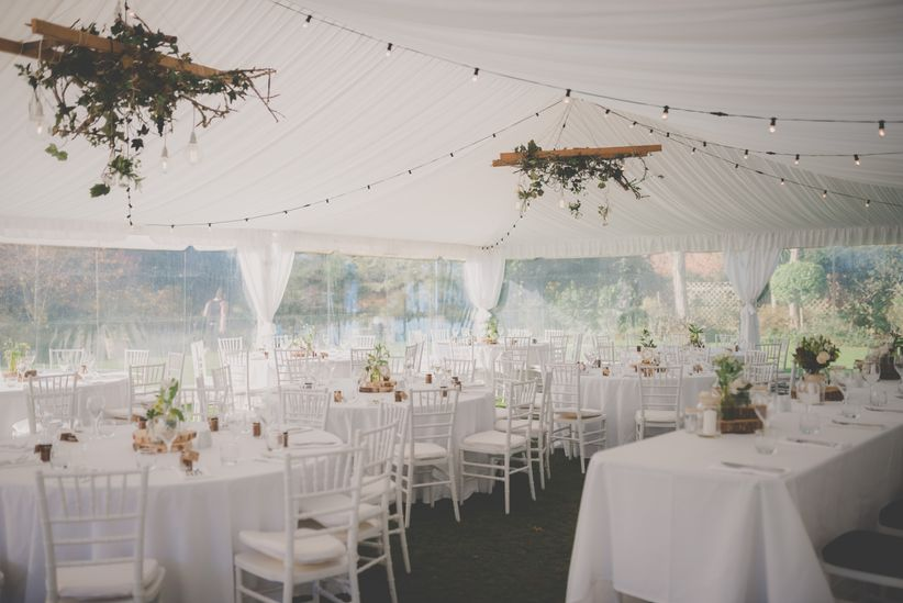 9 Factors To Consider Before You Plan A Tented Wedding