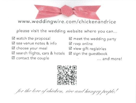 Response Cards Mail In Vs Online Weddings Etiquette