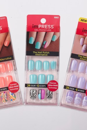 Cvs Press On Nails : press, nails, Offer, Nail-Care, Demonstrations, Stores