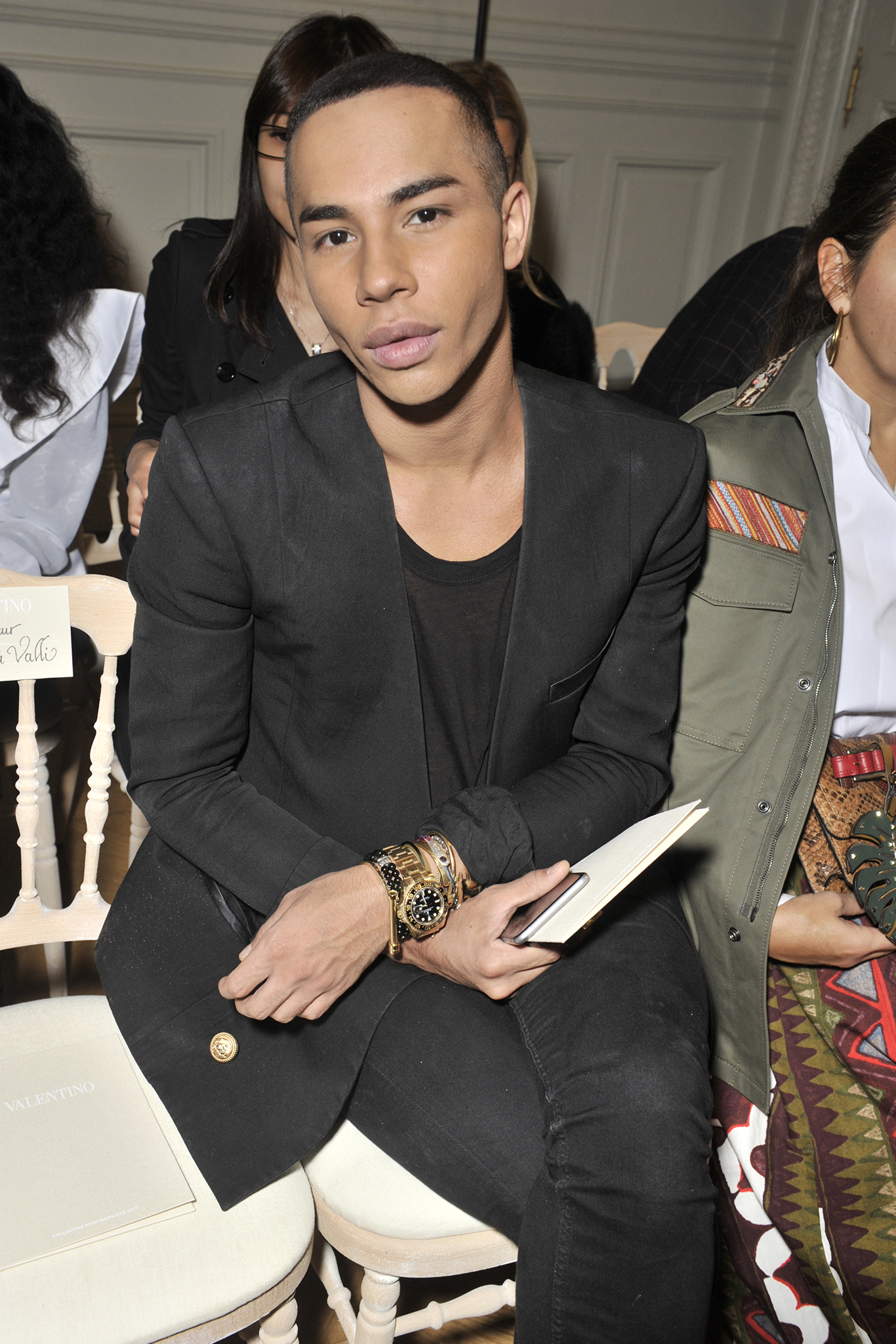 Therefore, it's not surprising for his net worth to be in millions. Olivier Rousteing History - Olivier Rousteing Fashion ...