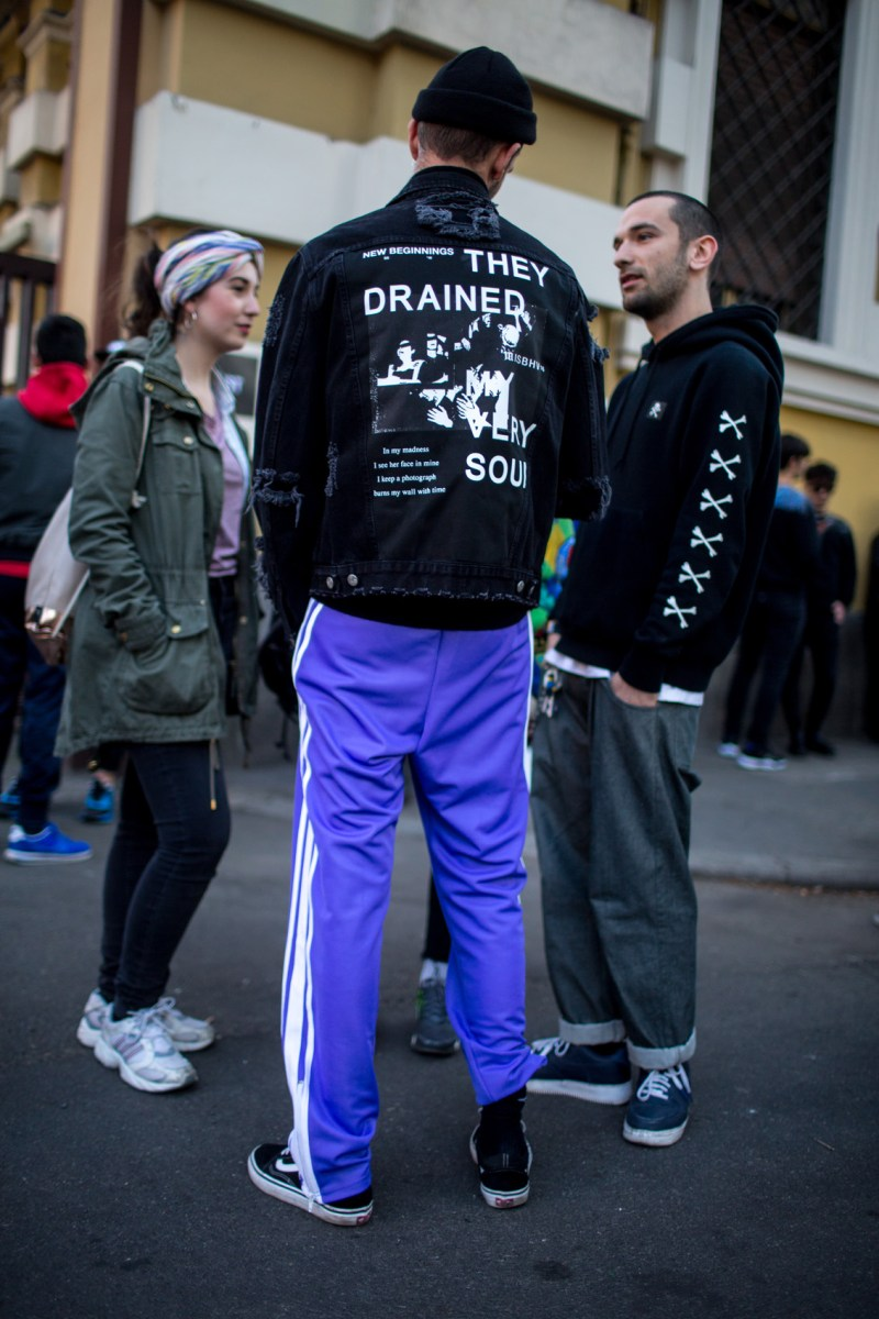 How To Style Air Max 97 : style, Street, Style, Riccardo, Tisci, [PHOTOS]