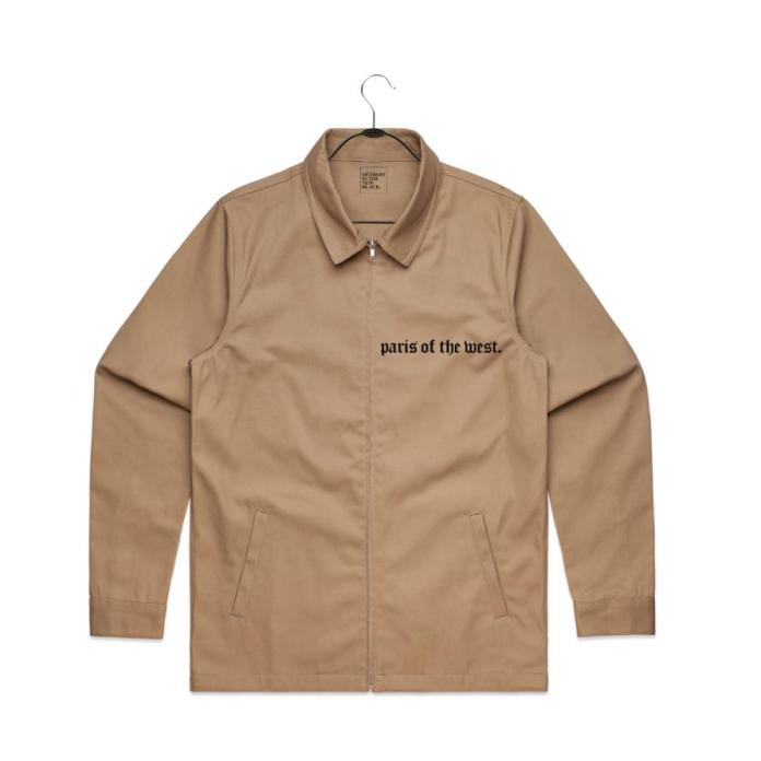 Paris of the West Union Jacket from Detroit is the New Black
