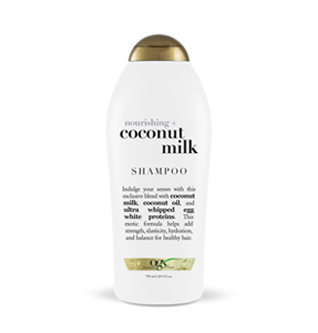 ogx coconut milk shampoo, best amazon prime day 2021 beauty deals
