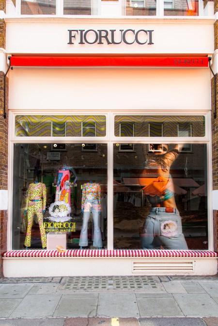 The Window of Fiorucci Summer Series Pop-up