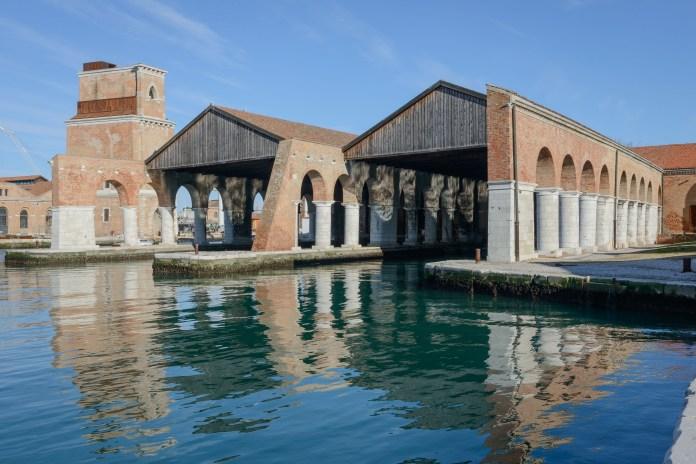 Gaggiandre Photo by Andrea Avezzu Courtesy of La Biennale di Venezia