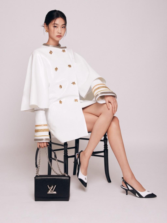 HoYeon Jung, Louis Vuitton
