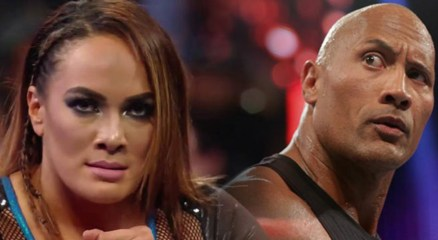 nia and the rock