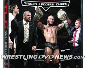 Wwe Tables Ladders And Chairs 2013