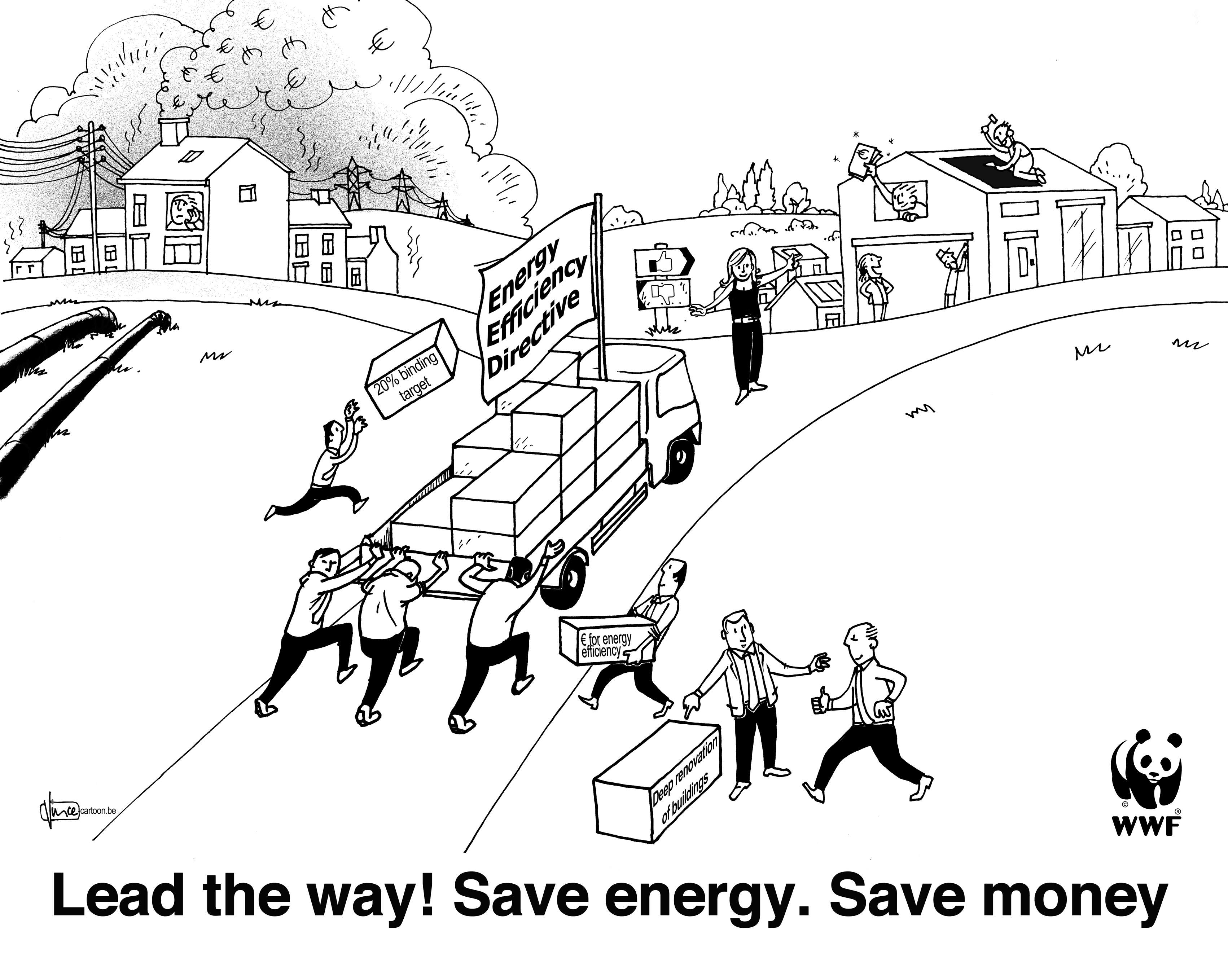 Energy Efficiency Directive Europe Has Three Days To Help