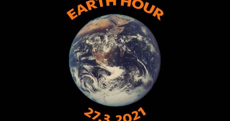 EARTH HOUR 2021 – Mitä, Missä, Milloin?