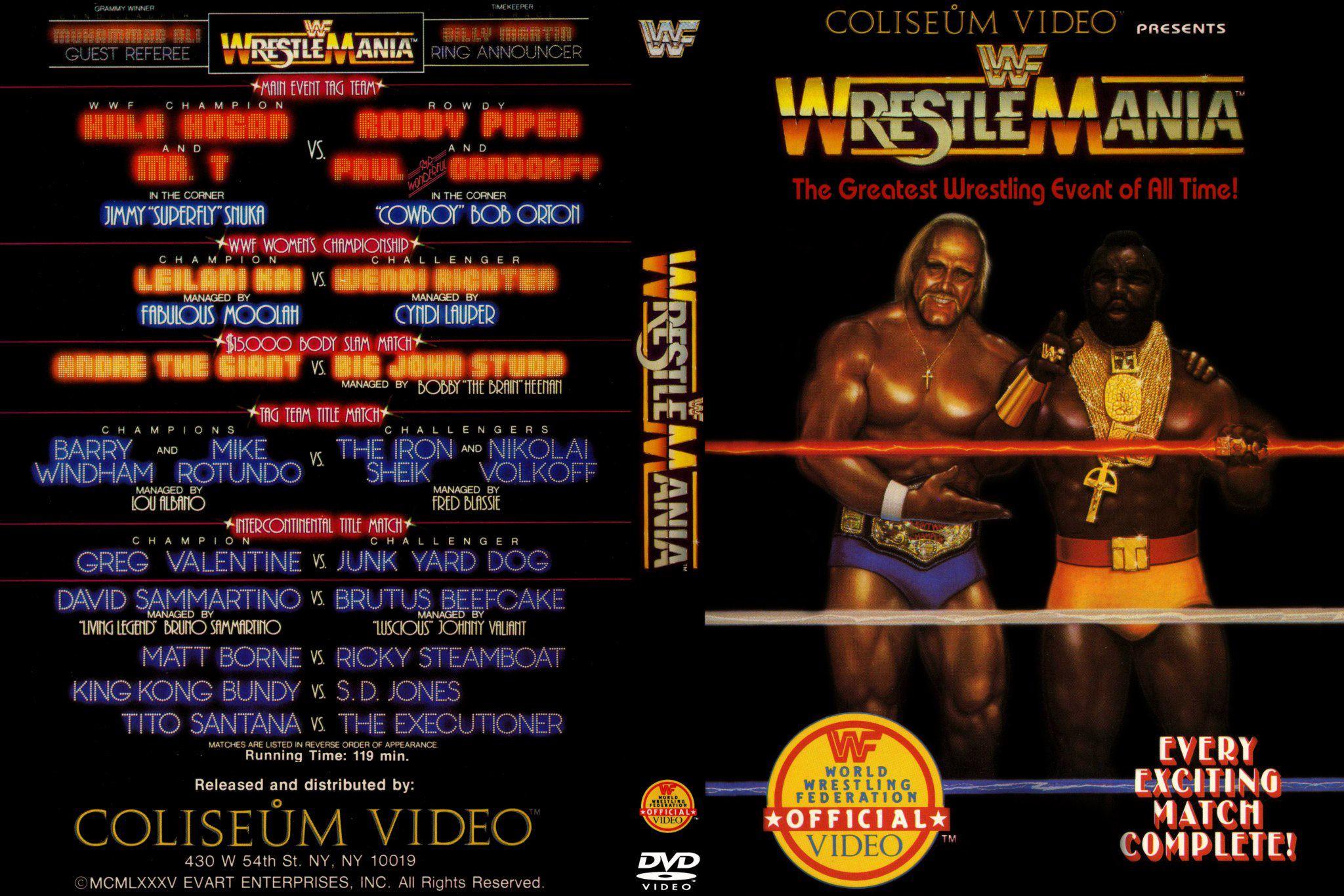 WWF WWE  WWF Old School