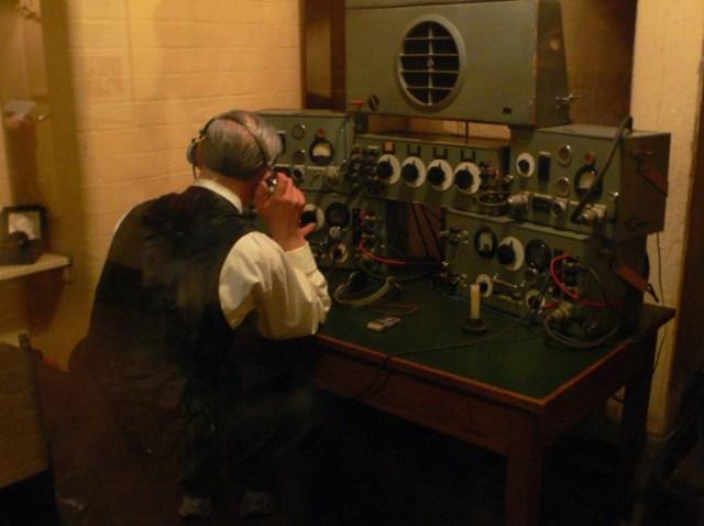 Радиоузел.