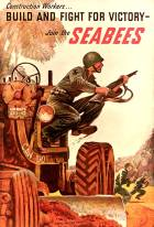 Seabees poster Pacific
