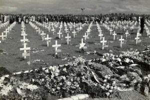 Margraten Memorial Day 1946