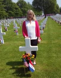 Bernie's grave