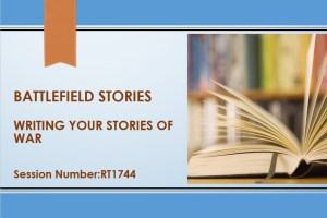 World War II Writing Course at RootsTech