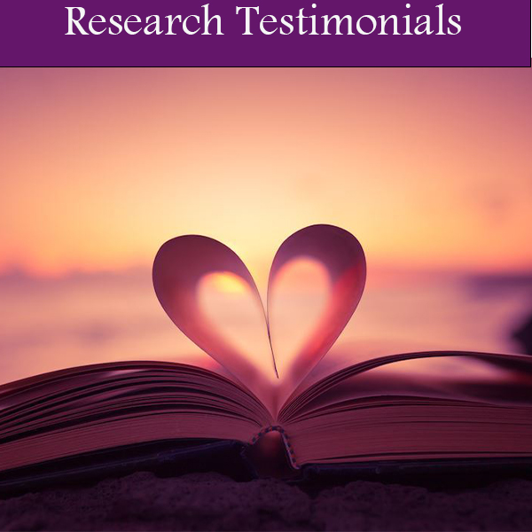 Research Testimonials