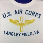 Langley tshirt close