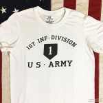 WW2 first infantry division WWII 1st infantry division t shirt