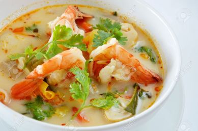 11010078-Thai-Food-Tom-Yum-Goong-Stock-Photo-soup