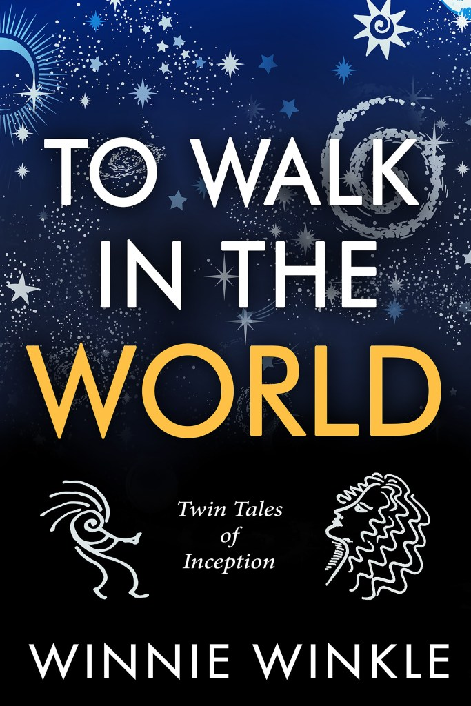 To Walk in the World now available in paperback To Walk in the World by Winnie Winkle
