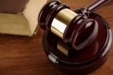 law judges gavel on desk