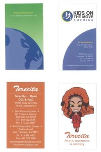 Dean, Terecita 1413699 business cards