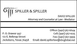 Spiller, David - B.Card
