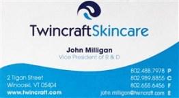 Milligan, John b.card