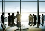 business-professionals-meeting-silhouette-sunset
