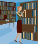 education-librarian-cartoon