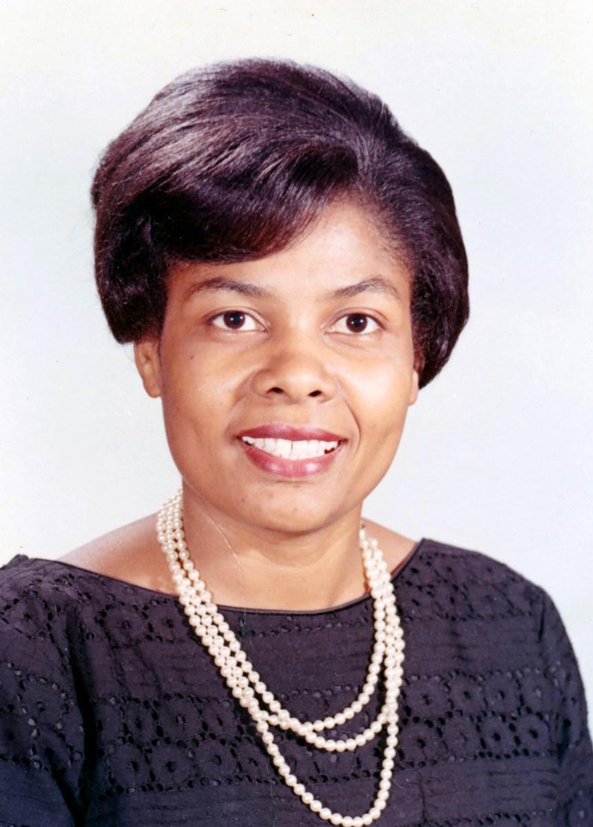 Bernice Bell Jordan