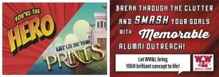 Alumni Direct Mailing Campaign