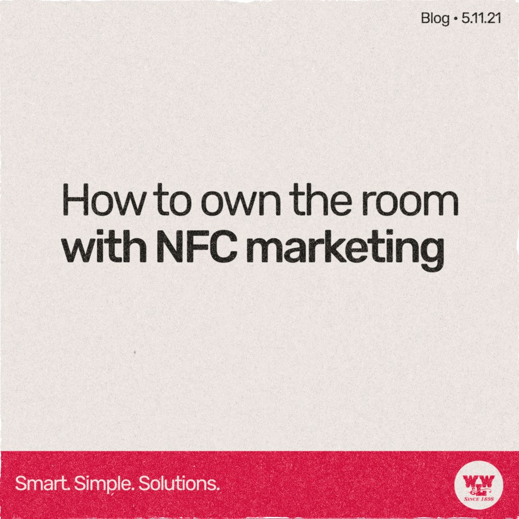 How to own the room with NFC marketing