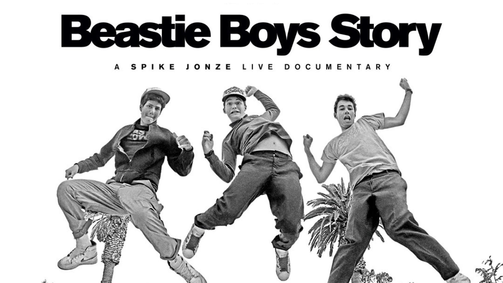 Beastie Boys Story Dirigida Por Spike Jonze World Wide