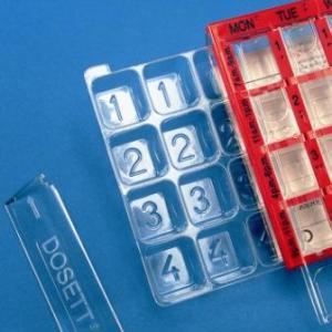Dosett Maxi Insert Tray