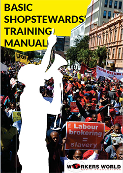 Read more about the article Basic Shopstewards Training Manual