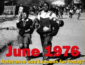 Read more about the article Public seminar on June 1976 in Cape Town