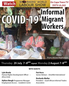 Read more about the article Foreign Migrant Informal Workers